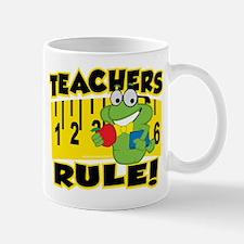 Teachers Rule Mug