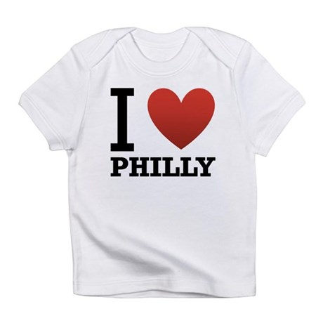 I Love Philly Infant T-Shirt