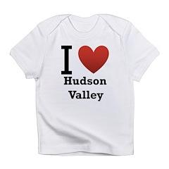 I Love Hudson Valley Infant T-Shirt