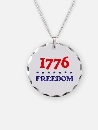 1776 FREEDOM Necklace