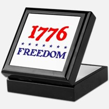 1776 FREEDOM Keepsake Box