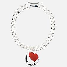 I Love Running Bracelet