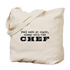 Funny Chef Tote Bag