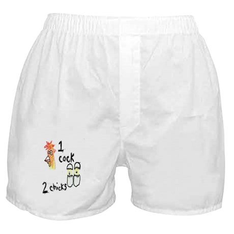 IOne cok 2 chikzBoxer Shorts