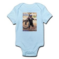 Never give your girlfriend Infant Bodysuit