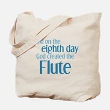 Flute Creation Tote Bag