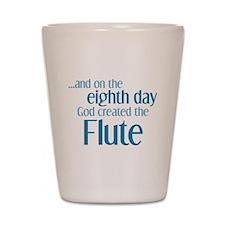 Flute Creation Shot Glass