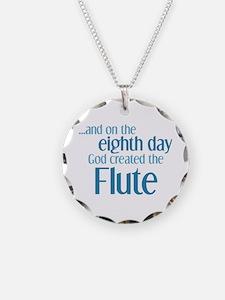 Flute Creation Necklace