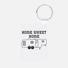 Home Sweet Home Fifth Whee Keychains