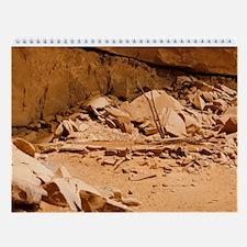 Funny Desert Wall Calendar