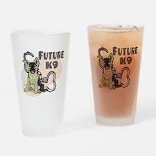 Future K9 Drinking Glass