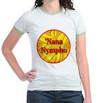 'Nana Nympho Jr. Ringer T-Shirt