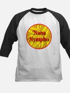 'Nana Nympho Kids Baseball Jersey