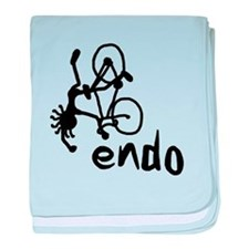 Endo baby blanket