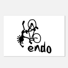 Endo Postcards (Package of 8)