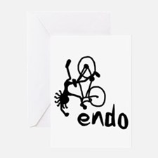Endo Greeting Card