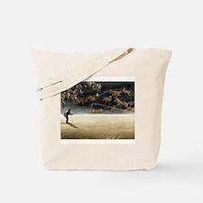 Cute Fisherman Tote Bag