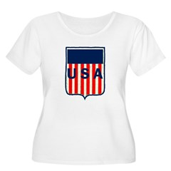 USA SHIELD T-Shirt