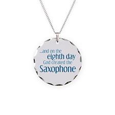 Saxophone Creation Necklace