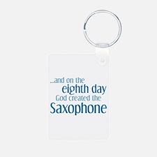 Saxophone Creation Keychains