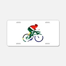 Tour of South Africa Aluminum License Plate