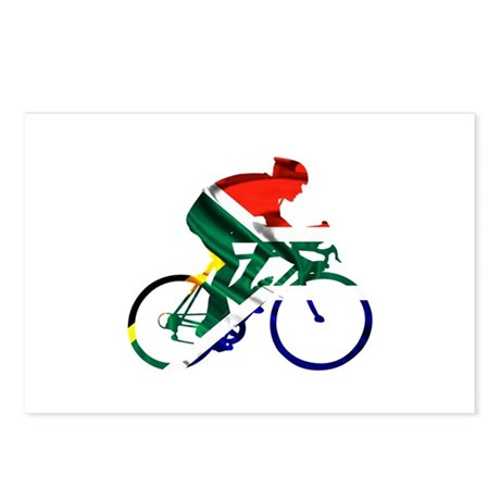 Tour of South Africa Postcards (Package of 8)
