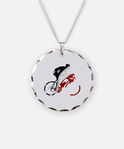 USA Pro Cycling Necklace