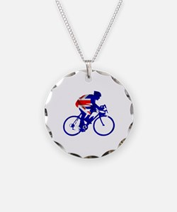 Australian Cycling Necklace