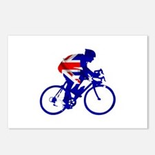 Australian Cycling Postcards (Package of 8)
