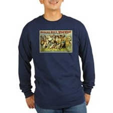 Panama Red's Wild West Cowboys T