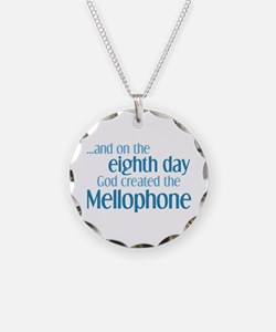 Mellophone Creation Necklace Circle Charm