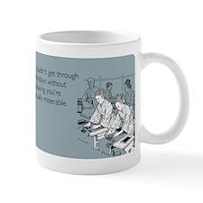 Equally Miserable Mondays Mug