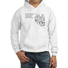 Equally Miserable Mondays Hoodie