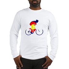 Colorado Cycling Long Sleeve T-Shirt