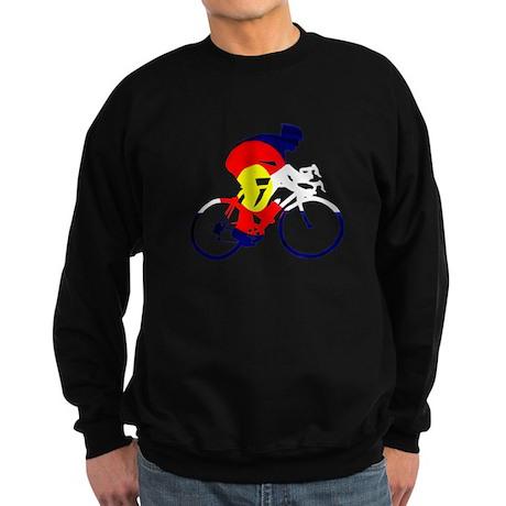 Colorado Cycling Sweatshirt (dark)