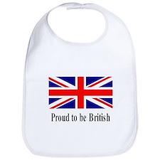 Proud to be British Bib