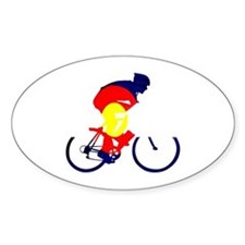Colorado Cycling Decal