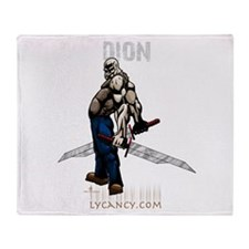 Dion - Character Display Piec Throw Blanket
