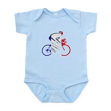 le Tour de France Infant Bodysuit