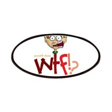 Obama WTF!? Design 2 Patches