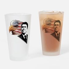 Ronald Reagan Quote 6 Drinking Glass