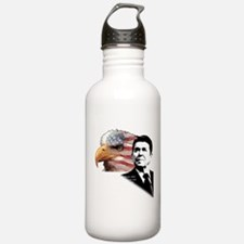 Ronald Reagan Quote 6 Sports Water Bottle