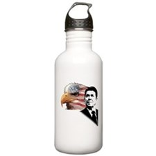 Ronald Reagan Quote 3 Water Bottle