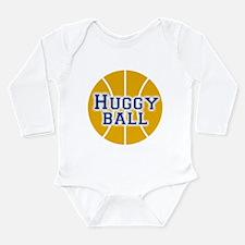 Huggy Ball Long Sleeve Infant Bodysuit