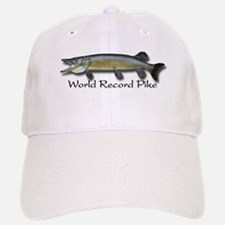 World Record Pike Fishing Hat