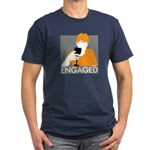 orange-print T-Shirt