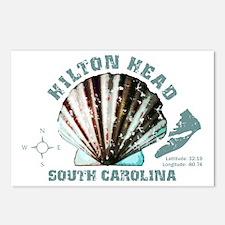 Hilton Head South Carolin Postcards (Package of 8)