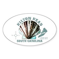 Hilton Head South Carolina Decal