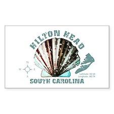 Hilton Head South Carolina Decal