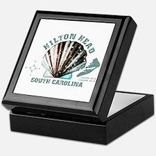 Hilton Head South Carolina Keepsake Box